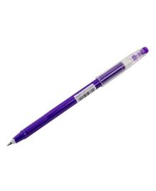 Ручка гелевая Pilot Kleer Пиши-стирай фиолетовая, 0.7 мм BL-LFP7-F12-E