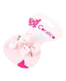 Заколка для волос Coralico Pinky, 2 шт. 229106