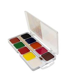 Краски акварельные Гамма 10 цветов 312043, 4820072530948