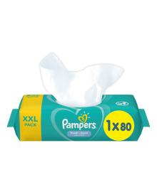Влажные салфетки Pampers Sensitive XXL Pack 80 шт