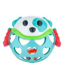 Игрушка Canpol babies Бирюзовая собачка
