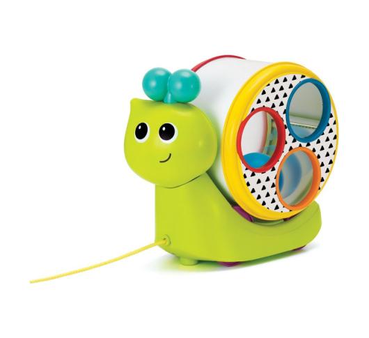 Каталочка с шариками B kids Улитка 004882I, 3021105048824