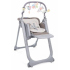 Стульчик для кормления Chicco Polly Magic Relax, серый с бежевым (79502.85), 8058664108749