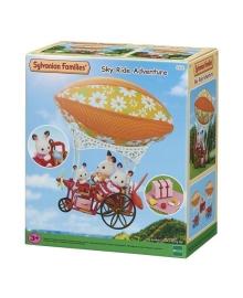 Игровой набор Sylvanian Families Путешествие на воздушном шаре 5255