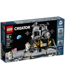 Детский конструктор LEGO НАСА Аполлон 11 Лунный Ландер (10266), 5702016368277