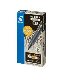 Ручка гелевая Pilot Frixion Point Пиши-стирай фиолетовая, 0.5 мм