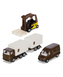 Игровой набор Siku Служба доставки UPS