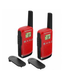 Переговорное устройство Motorola Talkabout T42 Red 2 шт