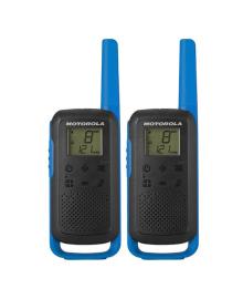 Переговорное устройство Motorola Talkabout T62 Blue 2 шт