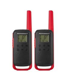 Переговорное устройство Motorola Talkabout T62 Red 2 шт