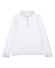Джемпер-поло Smil Design белый