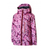 Пальто Be easy 104 Розовый с принтом (19VKD2-04-2007)
