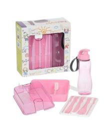 Набор посуды Herevin розовый 161295-008, 8699038047990