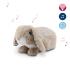 Детский Ночник-Проектор звёздного неба  RUBY Кролик с успокаивающими мелодиями