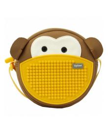 Сумка Upixel Monkey Кофейная WY-A028Q, 6955185808719