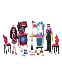 Набор Monster High Кухня вампиров FCV75