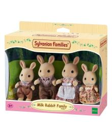 Игровой набор Sylvanian Families Семья молочных кроликов 4108, 5054131041086
