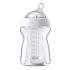 Бутылочка стекло, Natural Feeling, 250мл, 0m+