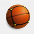 """Пояс для баскетбольного мяча """"SQUARE UP"""""""