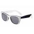 Солнцезащитные очки JBanz Flyer Dual, 4-10 лет, белый с черным (JBDCWB)