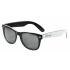 Солнцезащитные очки JBanz Flyer Dual, 4-10 лет, черный с белым (JBDCBW)