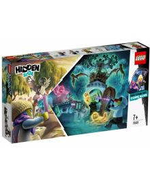 Конструктор LEGO Hidden Side Загадка старого кладбища (70420)