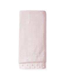 Одеяло Interbaby Blanket Printed розовое 110x80
