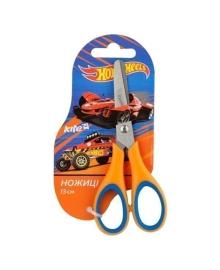 Ножницы с резиновыми вставками Kite Hot Wheels, 13 см HW17-123