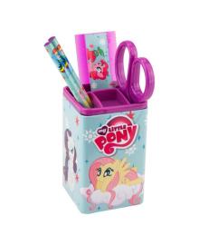 Настольный канцелярский набор Kite My Little Pony, 5 эл. LP17-214