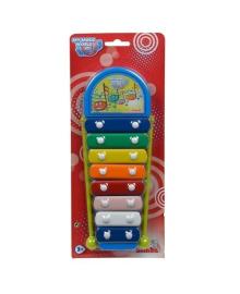 Ксилофон Simba Toys Веселые ноты 28 см