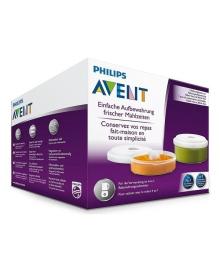 Контейнеры Philips Avent для хранения продуктов, 240 мл + 120 мл SCF876/02, 8710103746317