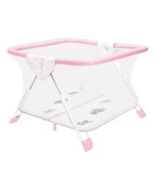 Манеж Ceba Bartolomeo Bunnies розовый Ceba Baby W-630-068-100