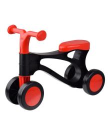 Беговел LENA Мой первый скутер Красно-черный 7161, 4006942871902