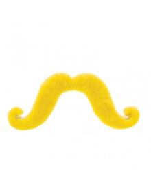 Усы Болельщика (желтые) 240216-402