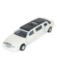 Автомодель Технопарк Лимузин белый
