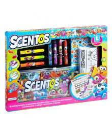 Ароматный набор для творчества Scentos Забавная Компания