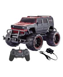 Внедорожник на р/у JP38 Monster Truck черный/красный 1:20 (в ассорт.)