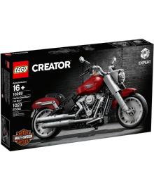 Детский конструктор LEGO Harley-Davidson Fat Boy (10269), 5702016368291