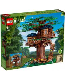 Конструктор LEGO Ideas Дом на дереве (21318)