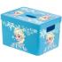 Контейнер для хранения игрушек Herevin Disney Frozen, 35х25х23 см, голубой (161491-072), 8699038070707