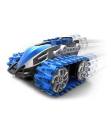 Машинка на радиоуправлении Nikko NanoTrax, синяя
