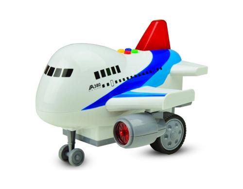 Літак іграшковий Shantou світло звук (RJ3318A)
