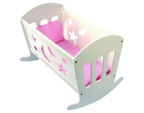 Ліжечко для ляльок Bino (83699)