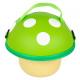 Сумка Supercute Грибочек зеленый (SF029-c)