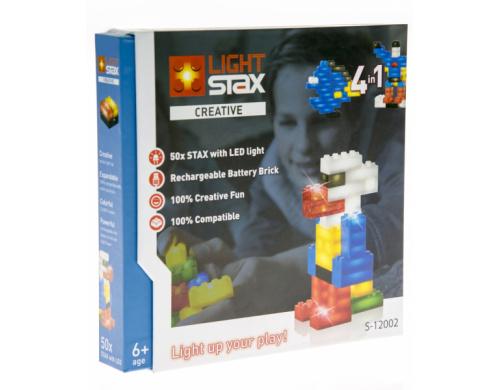 Конструктор Light Stax із Led підсвіткою Creative (LS-S12002)