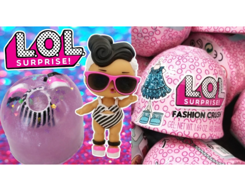 LOL Surprise Fashion Crush