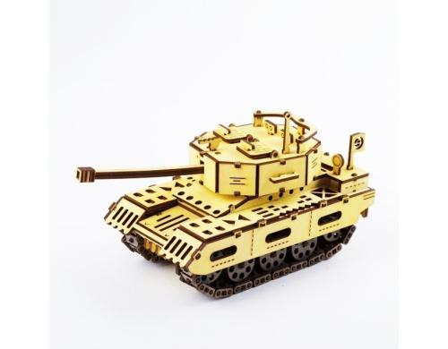 Детский 3Д пазл ekoGOODS Танк «Оплот» (19871994)