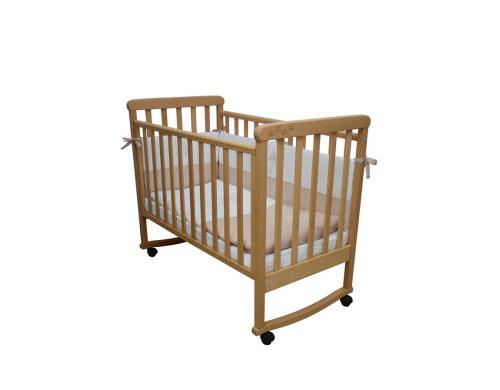 Детская кровать Veres Соня ЛД12 (бук) (12.1.1.7.01)