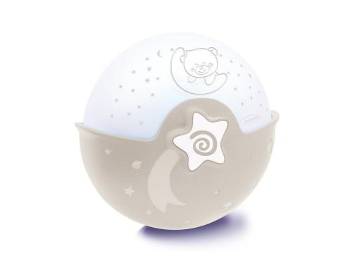 Светильник Infantino Спокойные сны, серый 004909I, 3021105049098