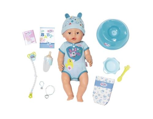 Кукла Baby Born серии Нежные объятия Очаровательный малыш 824375, 4001167824375